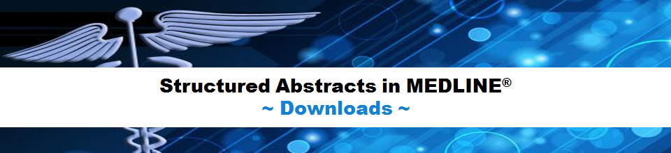 Structured Abstracts Downloads Logo
